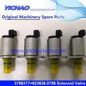 Parker solenoid valve 3768317 Kalmar 923636.0756 Sany B220401000601