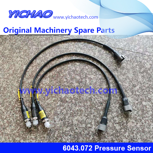 Original Konecranes Container Equipment Port Machinery Parts Pressure Sensor 6043.072