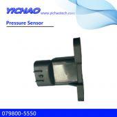 MITSUBISHI,FAWDE,HINO J08E,CAT E320D excavator spare parts Pressure Sensor 079800-5550