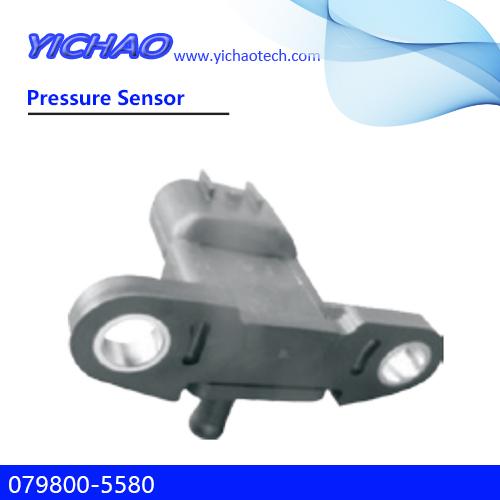 ISUZU 4HK1/6HK1,HINO J08E,CAT E320D excavator spare parts Pressure Sensor 079800-5580