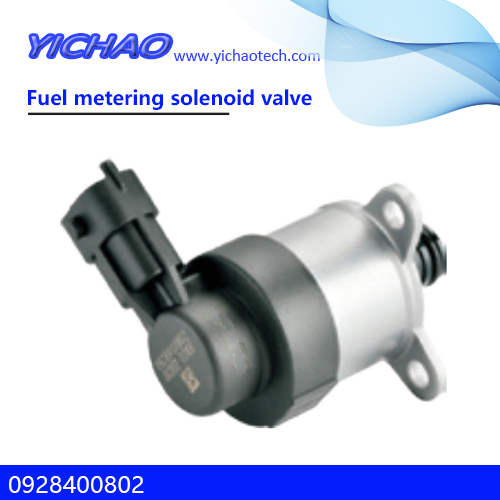 ISUZU spare parts Fuel metering solenoid valve 0928400802