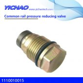 Volvo,MAN,Cummins,Renault,KOMATSU,Auman spare parts Common rail pressure reducing valve 1110010015