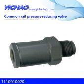 Cummins ISD engine spare parts Common rail pressure reducing valve 1110010020