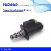 Wheeled excavator M330D/W345C-MH,excavator 330D/330D-FM/330D-L/330D-LN proportional solenoid valve 225-4558
