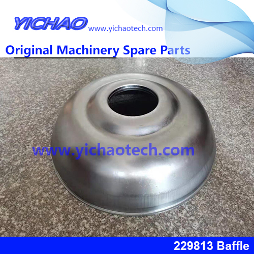 Dana Drg420-450s Heavy Container Forklift Port Cargo Handling Spare Parts Baffle 229813