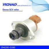 HINO/ISUZU excavator parts Denso SCV valve 294200-0390