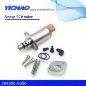 KOBELCO SK200/260-8 excavator parts,HINO J05/J08E Denso SCV valve 294200-0650