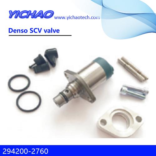 HINO/ISUZU excavator parts Denso SCV valve 294200-2760