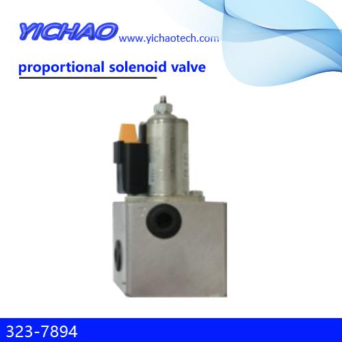 CAT 311F-LRR/312E/312E-L/312F/313F/313F-L excavator parts proportional solenoid valve 323-7894