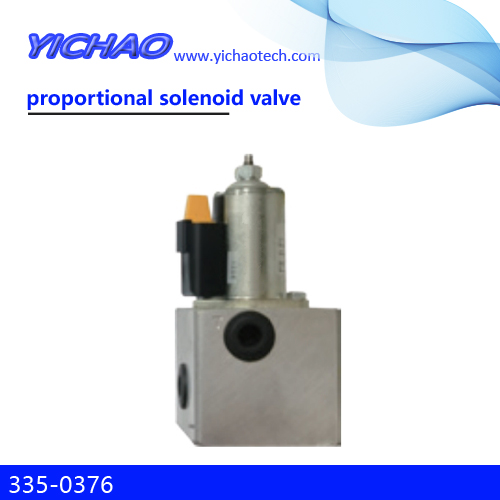 Forest products 548/558,Material handler mh3295,excavator 311-LRR/312E/312E-L proportional solenoid valve 335-0376