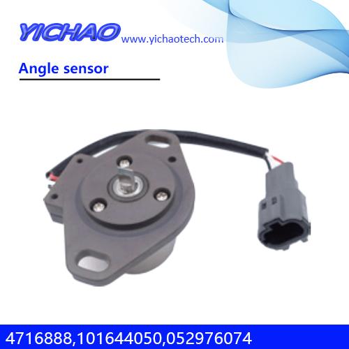 HITACHI EX100-2/100-3/120-2/120-3/200-2/200-3/220-2/220-3/400LC-5/550/550-3/550LC excavator spare parts Angle sensor 4716888,101644050,052976074