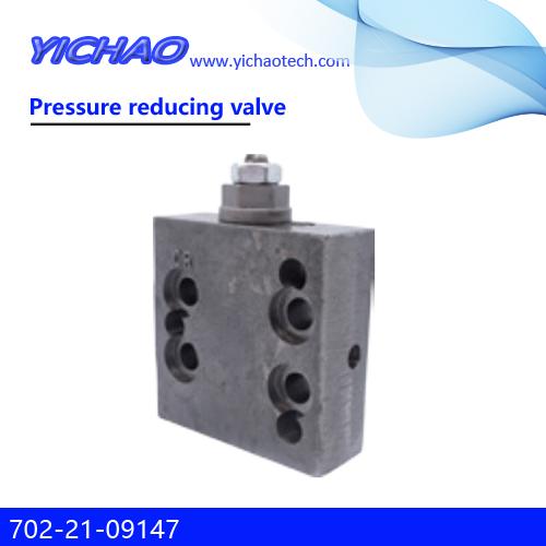 KOMATSU PC60-7/200-6/120-6 excavator parts Pressure reducing valve 702-21-09147