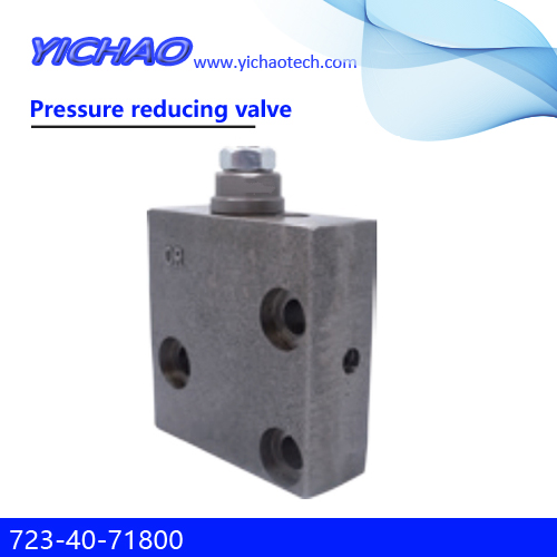 KOMATSU PC200-7/300-8/350-8/200-8 excavator parts Pressure reducing valve 723-40-71800