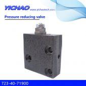 KOMATSU PC220-8/220LC-8/300-8/300LC-8/240-8/270-8 excavator parts Pressure reducing valve 723-40-71900