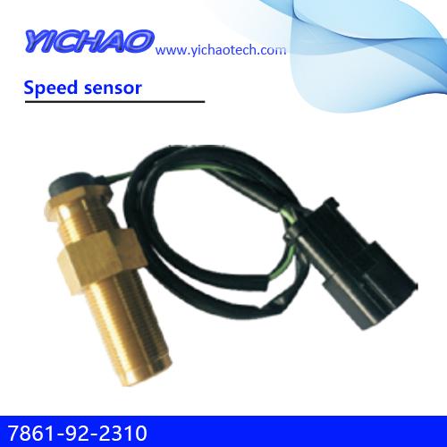KOMATSU PC200-3/200-5/200-6/220-6 excavator spare parts Speed sensor 7861-92-2310