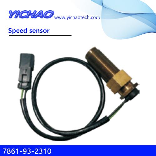 KOMATSU PC200-7/220-7 excavator spare parts Speed sensor 7861-93-2310