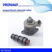 HITACHI ZX350-3/EX200-1,ZX200-3/210-3,ZAX120-1/200-1 Excavator parts proportional solenoid valve 9218234