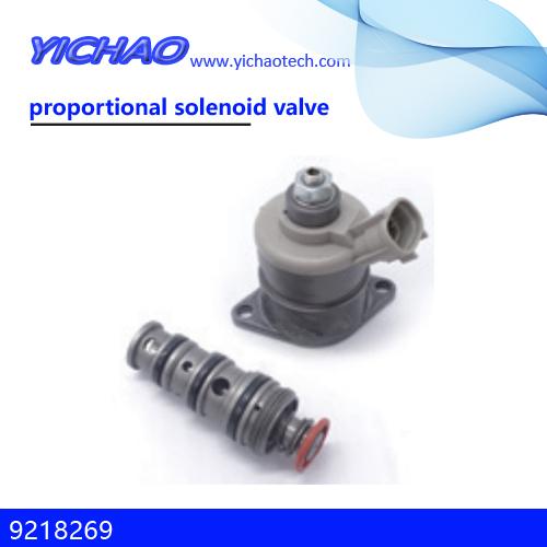 HITACHI ZAXIS240-3/270-3,ZAX200/230 excavator parts proportional solenoid valve 9218269