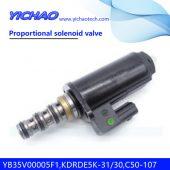 KOBELCO SK120/100/220/200-2 excavator spare parts YB35V00005F1,KDRDE5K-31/30,C50-107
