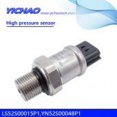 KOBELCO SK200-8/210-8/330-8/350-8,CASE CX210/220 excavator spare parts high pressure sensor LS52S00015P1,YN52S00048P1