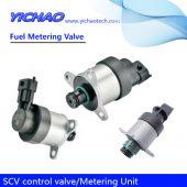 SCV IMV Diesel Engine Common Rail System High Pressure Fuel Inlet Metering Unit Suction Control Solenoid Valve