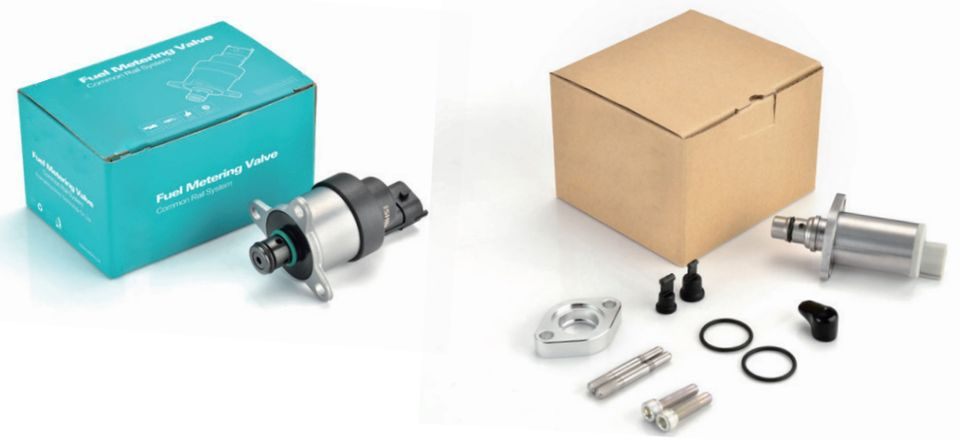 SCV IMV Diesel Engine Common Rail System High Pressure Fuel Inlet Metering Unit Suction Control Solenoid Valve package