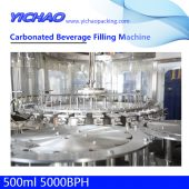 Automatic 5000bph 500ml Bottle Beverage Filling Machine Manufacturers